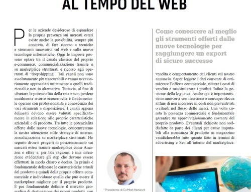 Nuove tecnologie ed Export